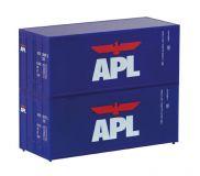 TT-Container-Set 2 x 20 APL