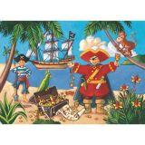 Puzzle: Piratenschatz (36 Teile)