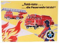 Tatü-tata...die Feuerwehr (1972)