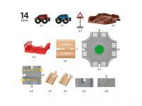 Autorenn Set - Car Racing Kit
